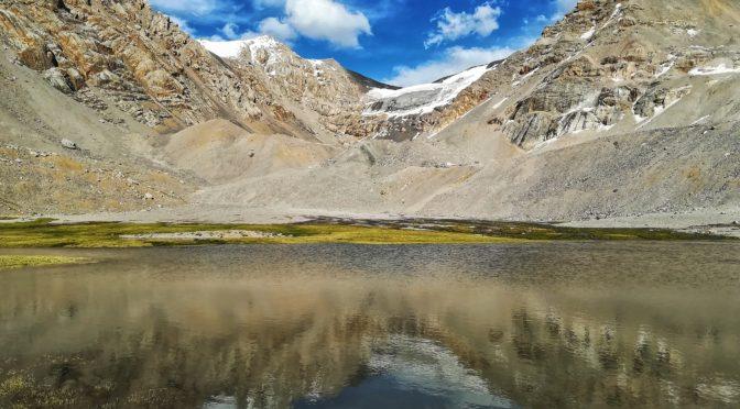 Fotky z Kyrgyzstánu