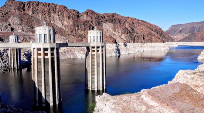 9. února – Zpátky na západ (přes Hoover Dam až do Vegas)