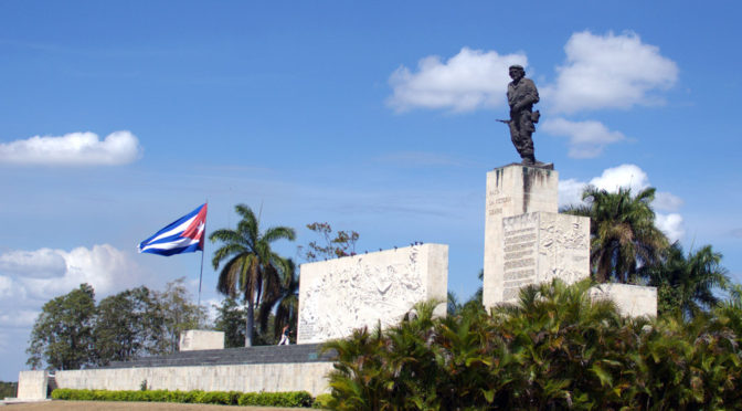 Kudy kráčela kubánská revoluce – Santa Clara