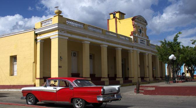 Kubánská perla plná barev – Trinidad