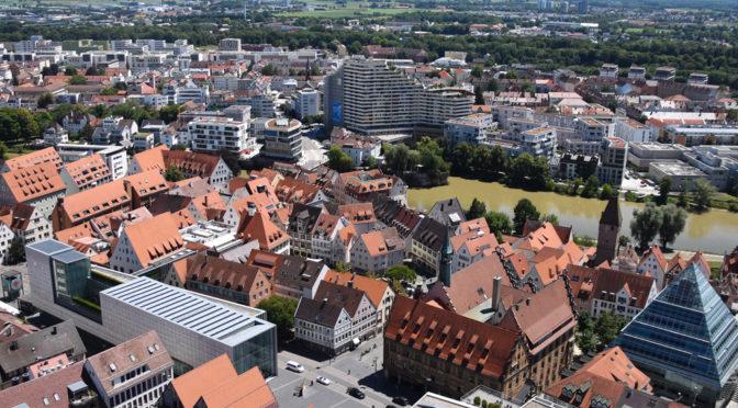 10 důvodů proč navštívit německý Ulm