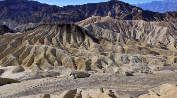 Národními parky Severní Ameriky: Údolí smrti (Death Valley)